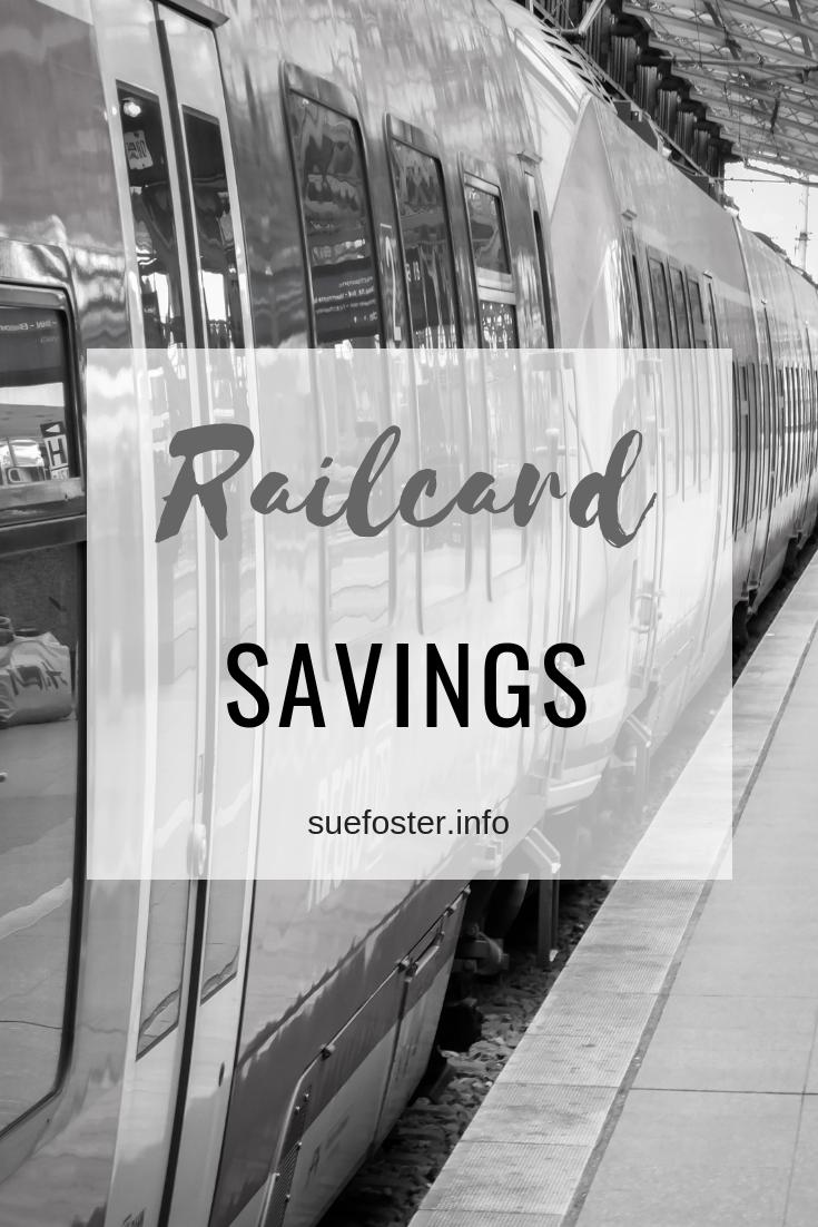 Railcard Savings