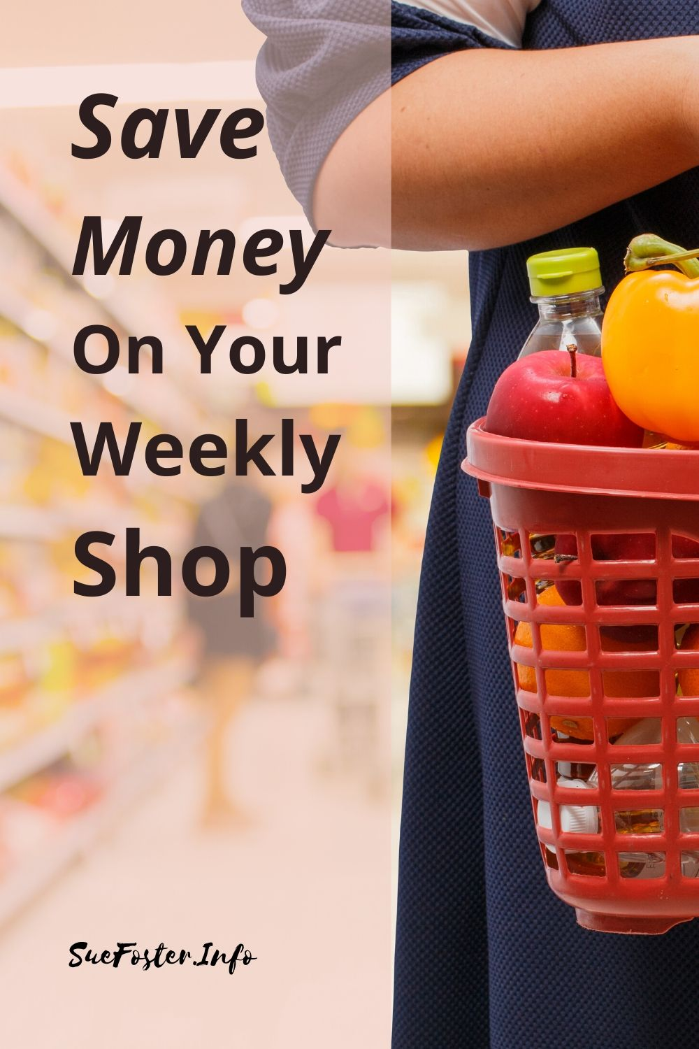 10 tips to help you save money on your weekly shop.