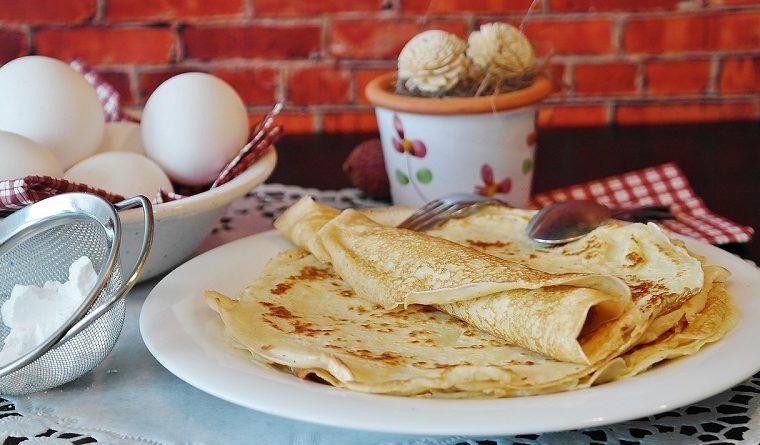 Pancake Day Shrove Tuesday Easy Recipe