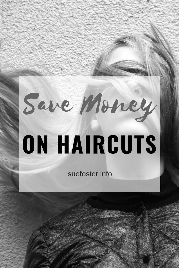 Save Money On Haircuts