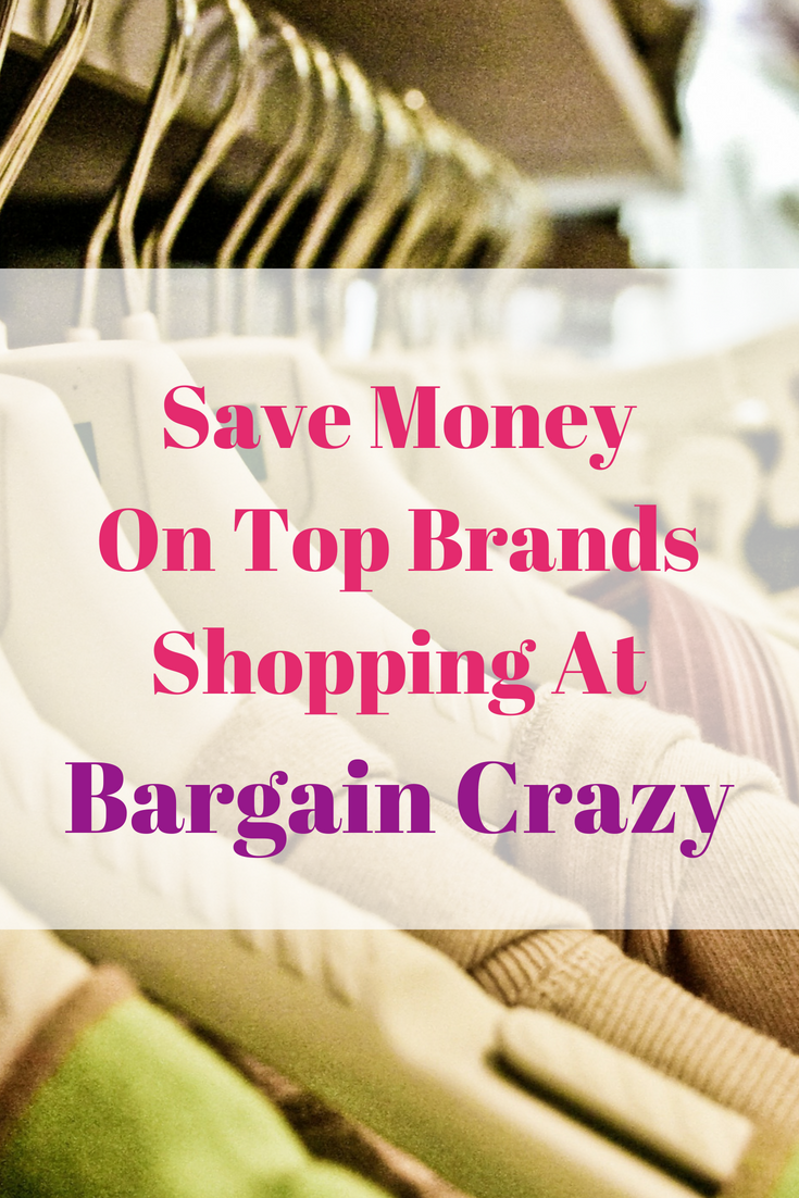 Save Money On Top Brands Shopping At Bargain Crazy