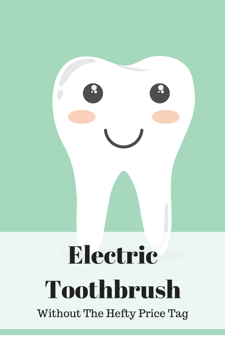 Electric Toothbrush Battery Operated