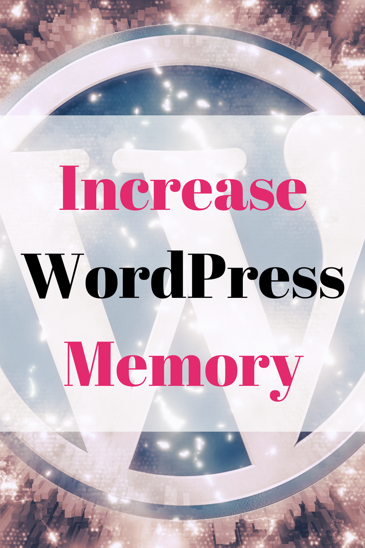 Increase WordPress Memory using Filezilla
