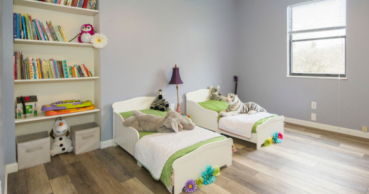 Budget Friendly Kids Rooms That Are Serious Fun!