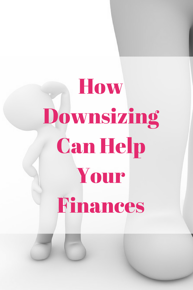 How Downsizing Can Help Your Finances