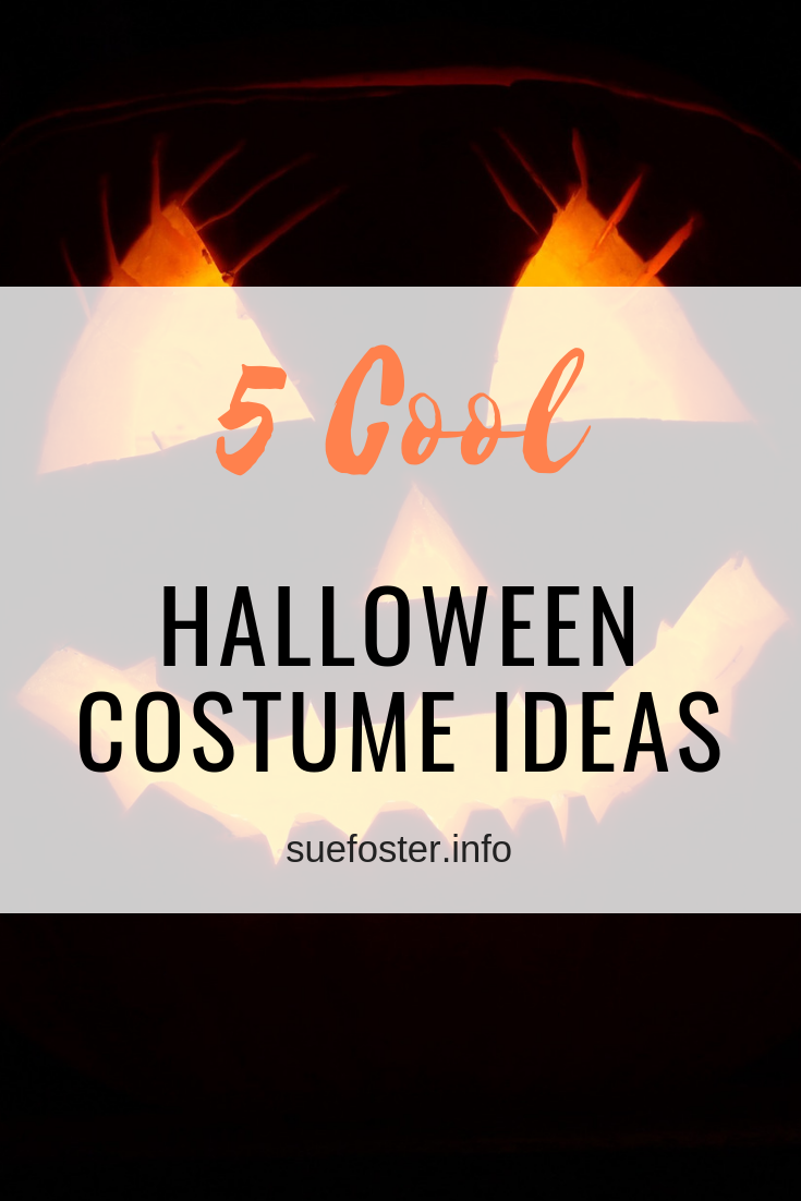 5 Cool Halloween Costume Ideas