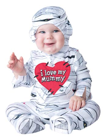 I Love My Mummy Costume