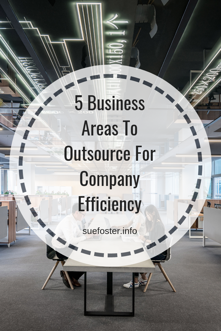 5 Business Areas To Outsource For Company Efficiency