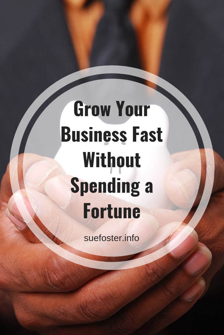 Grow Your Business Fast Without Spending a Fortune