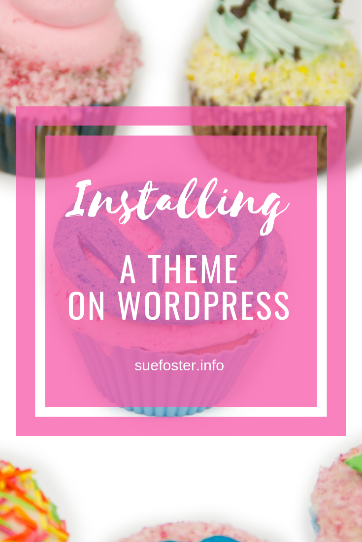 Installing A Theme On WordPress