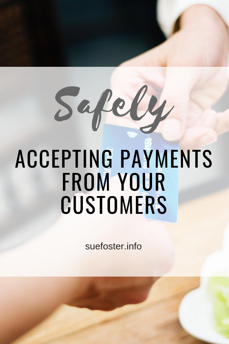 Accepting Payments From Your Customers