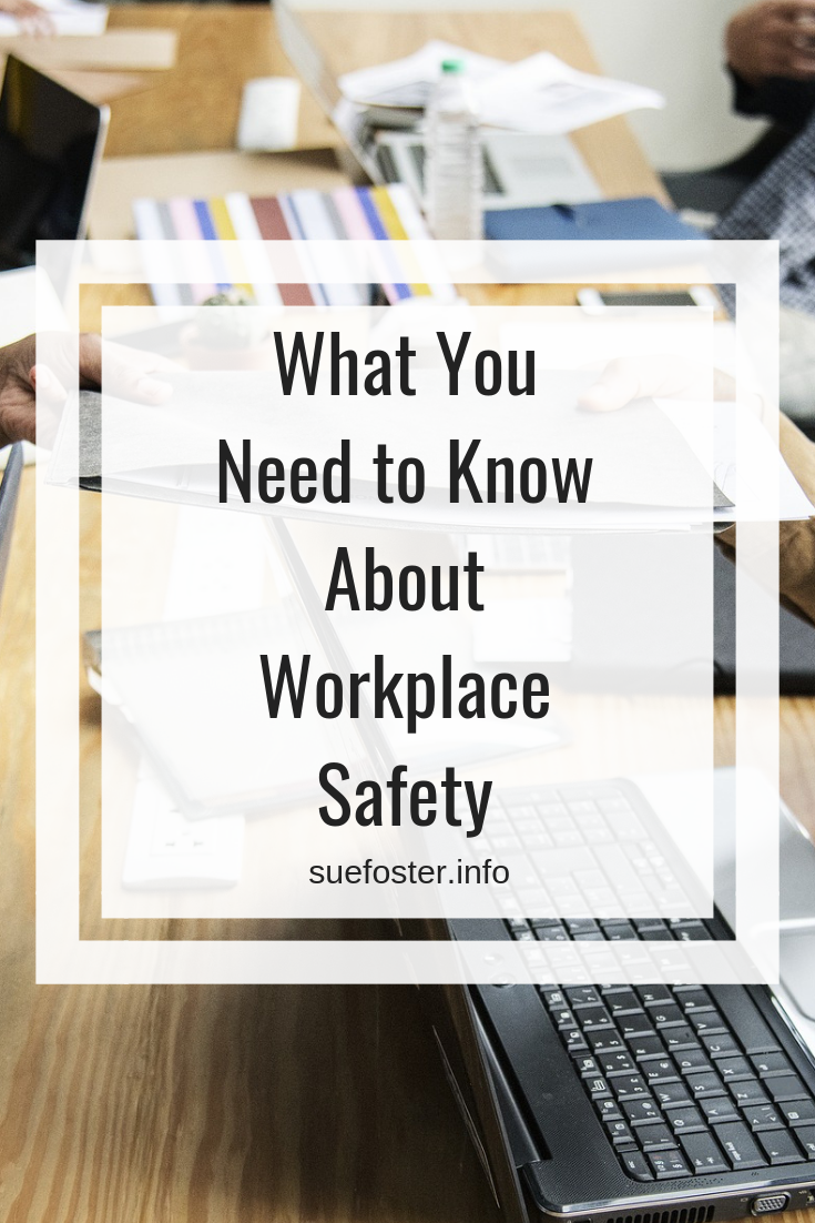 What You Need to Know About Workplace Safety