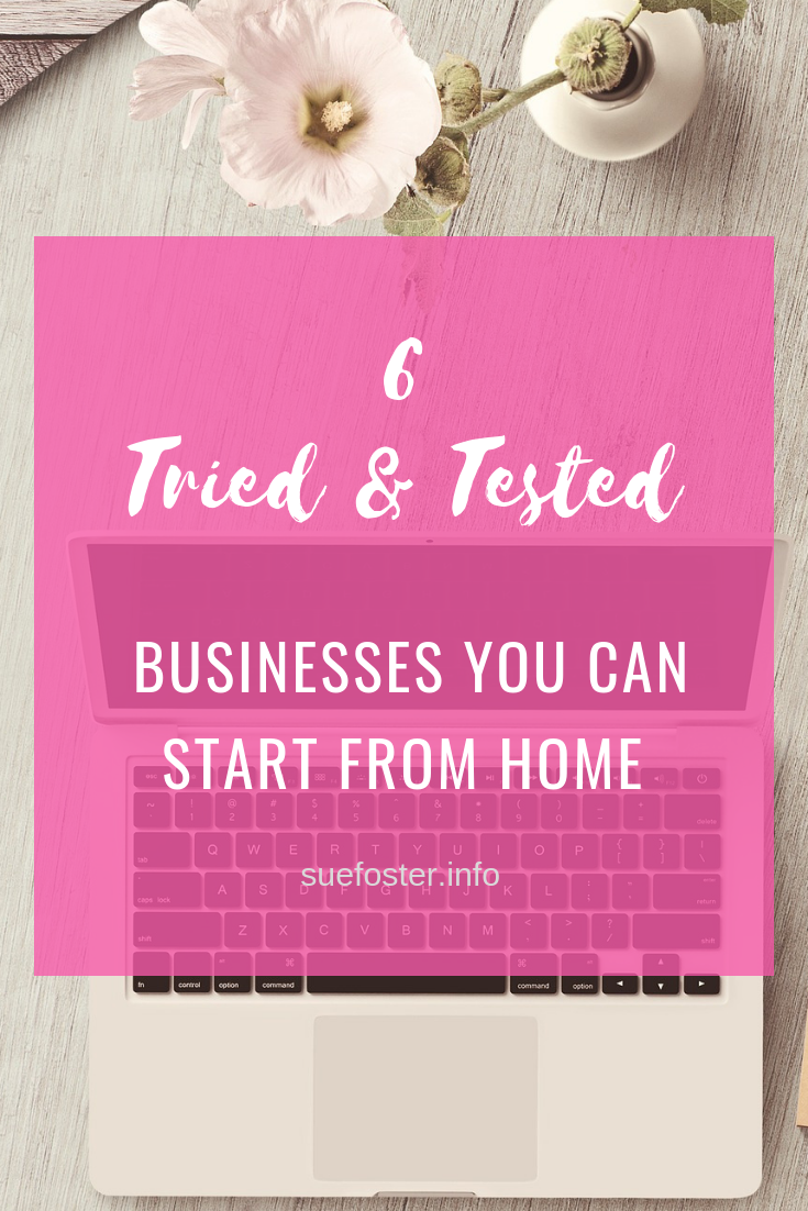 6 Tried & Tested Businesses You Can Start From Home