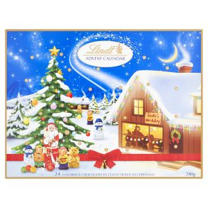 Lindt Milk Chocolate Giant Advent Calendar