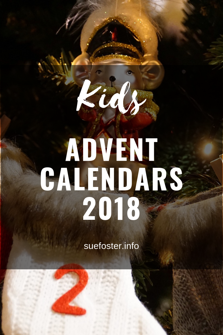 Kids Advent Calendars 2018