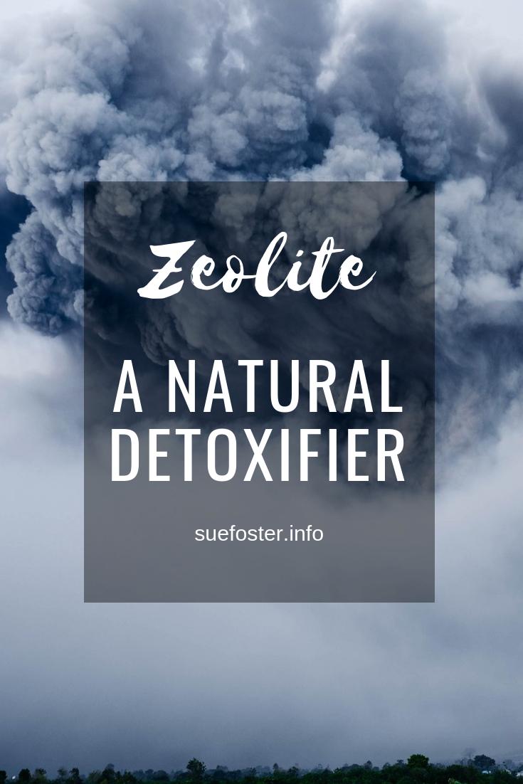Zeolite A Natural Detoxifier