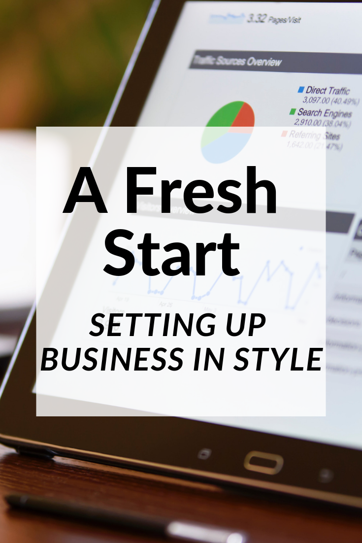 A Fresh Start Setting Up Business In Style