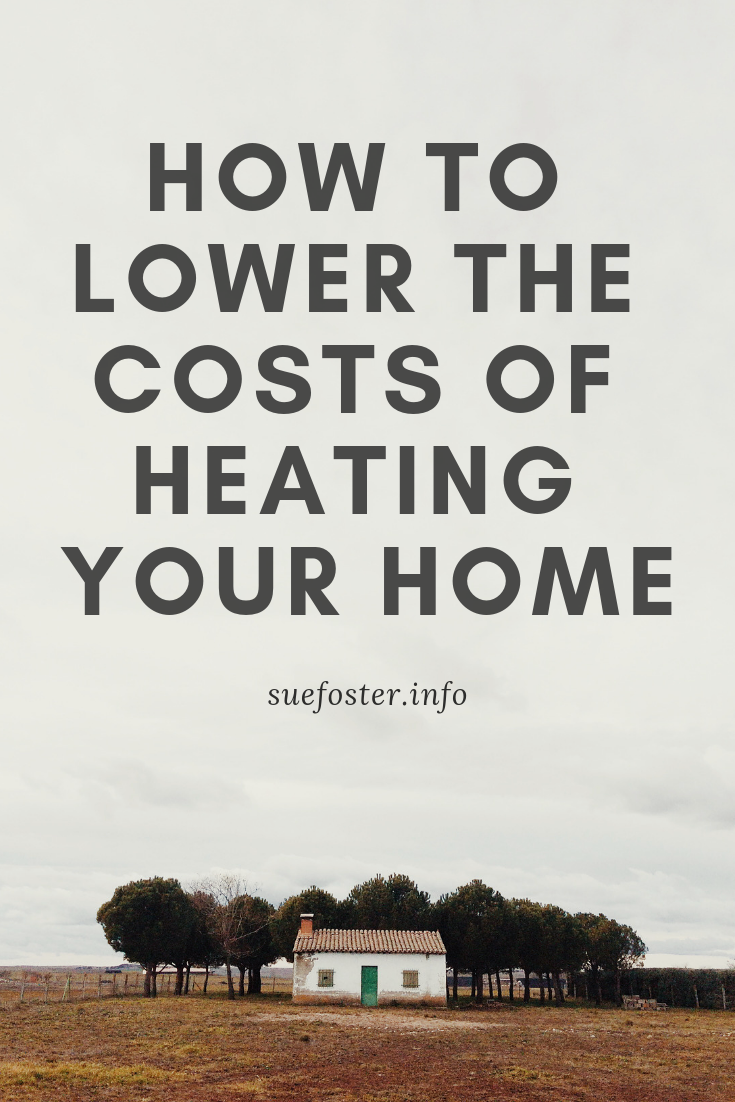 How to Lower the Costs of Heating Your Home