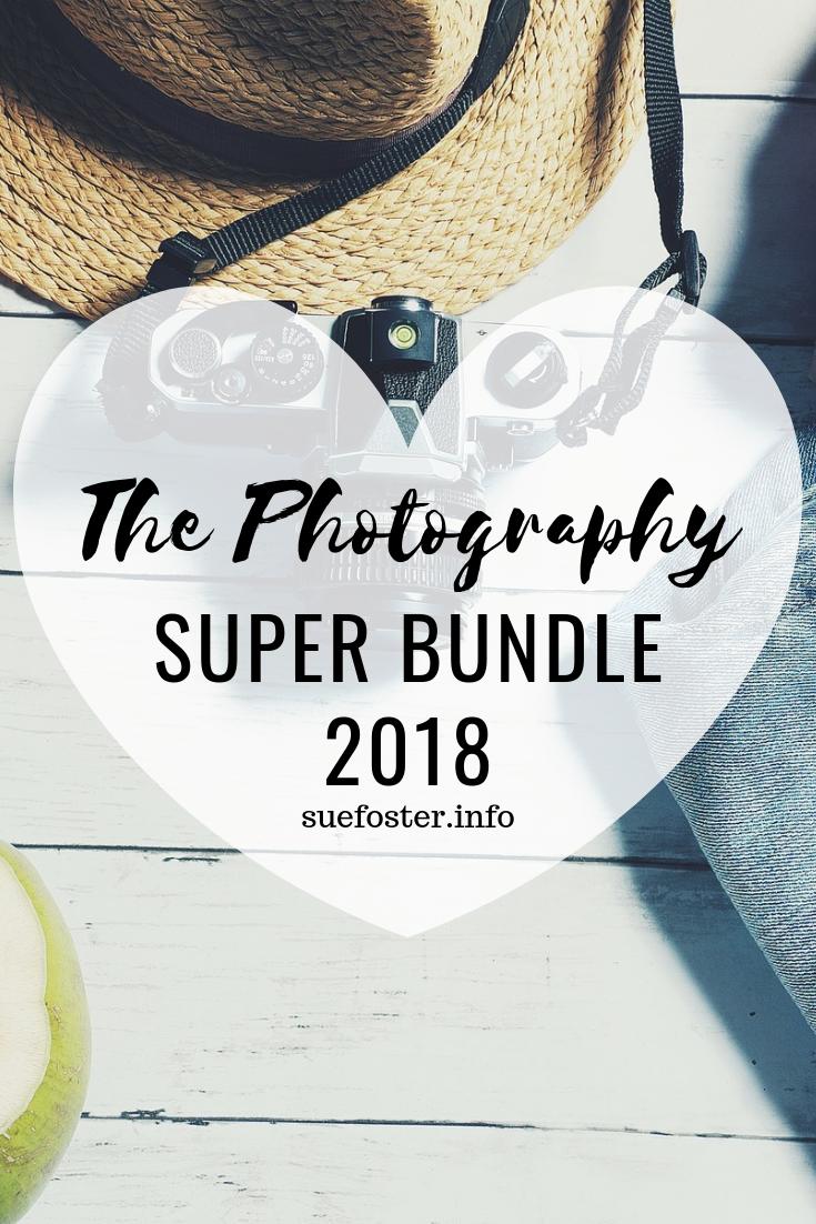 The Photography Super Bundle 2018