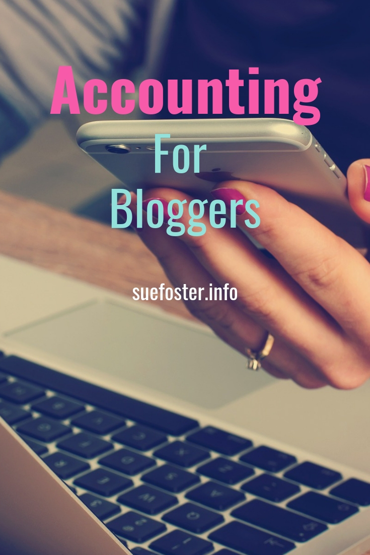 Accounting for bloggers