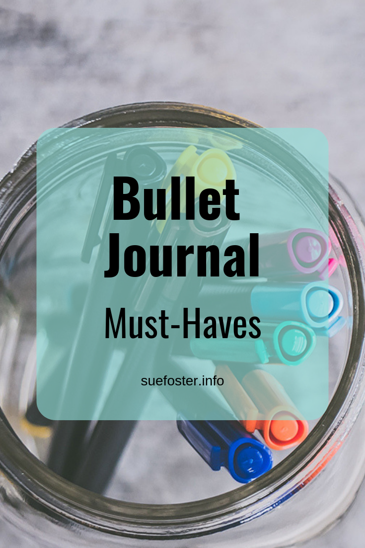 Bullet Journal Must-Haves