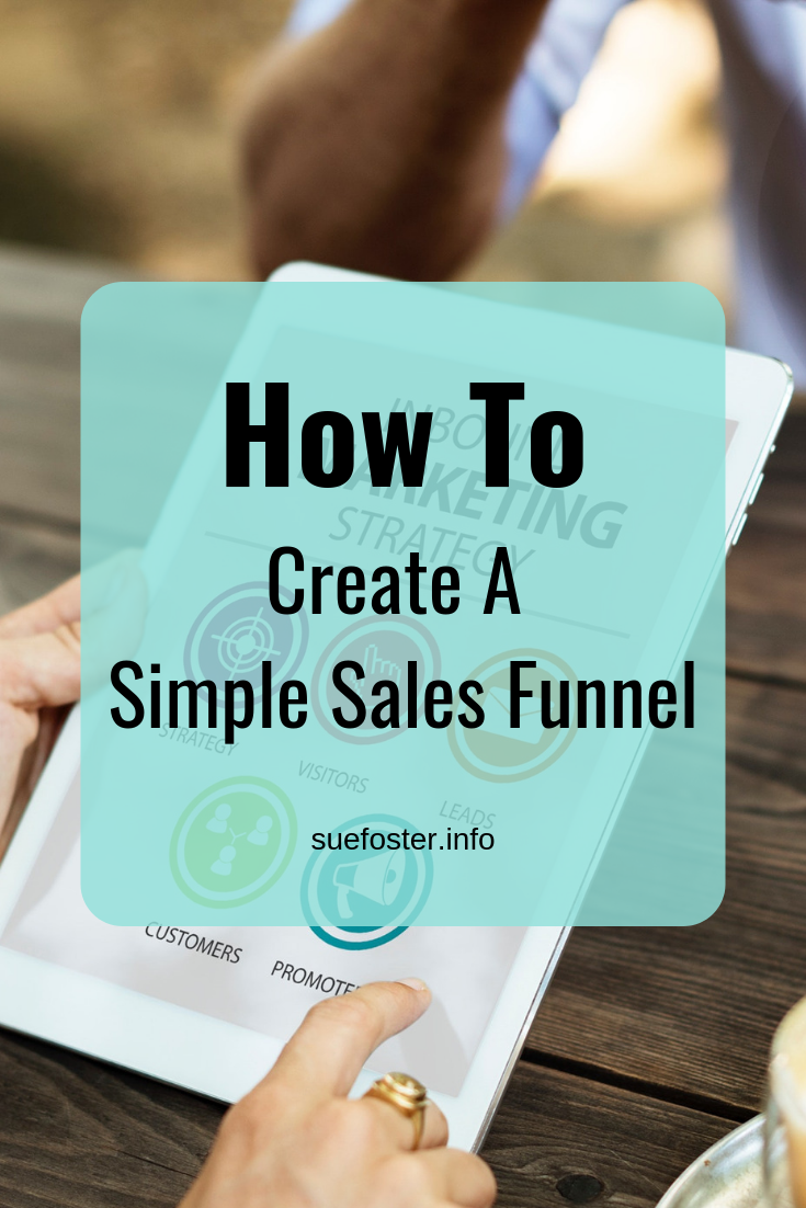 Create A Simple Sales Funnel