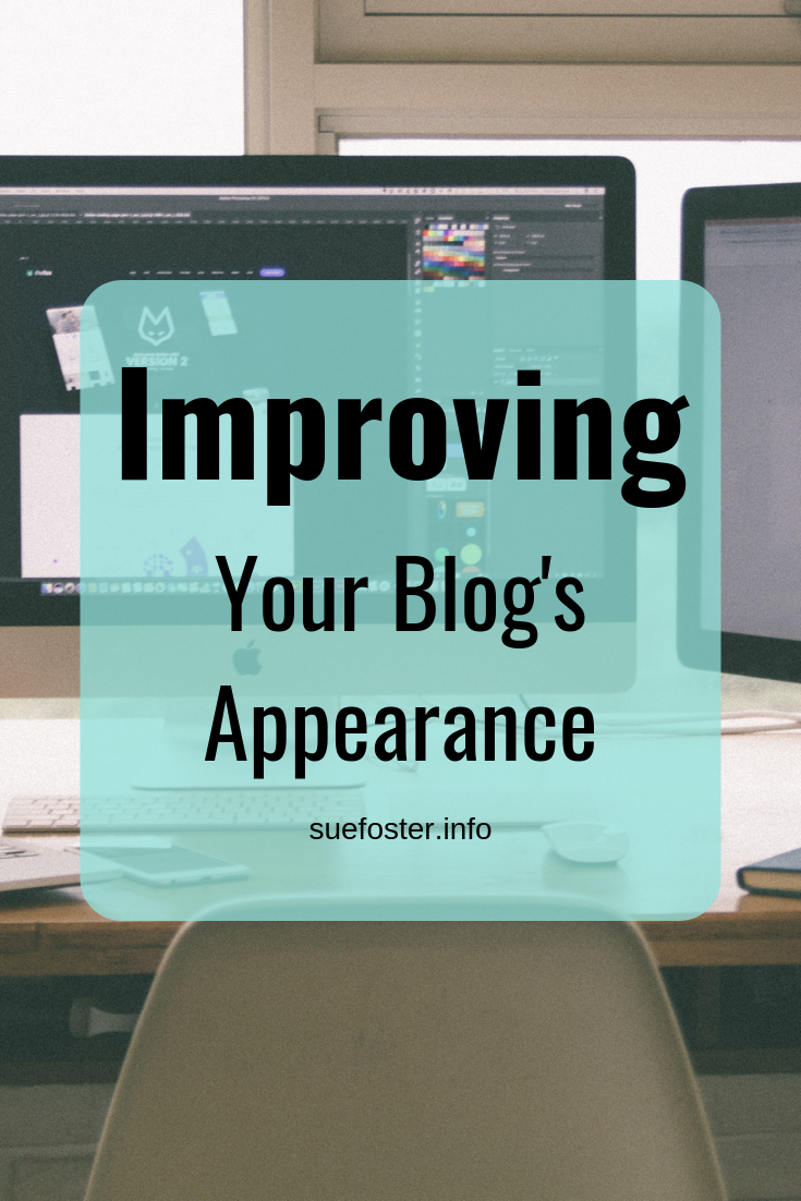 Improving Your Blog's Appearance
