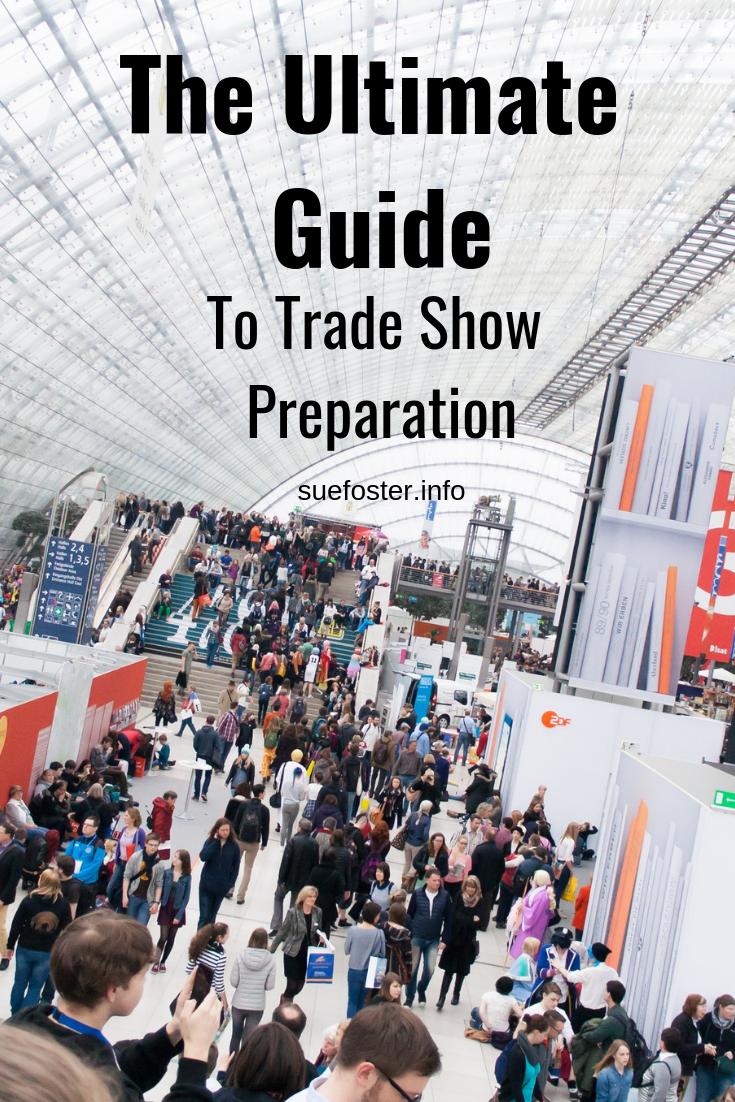 To Trade Show Preparation