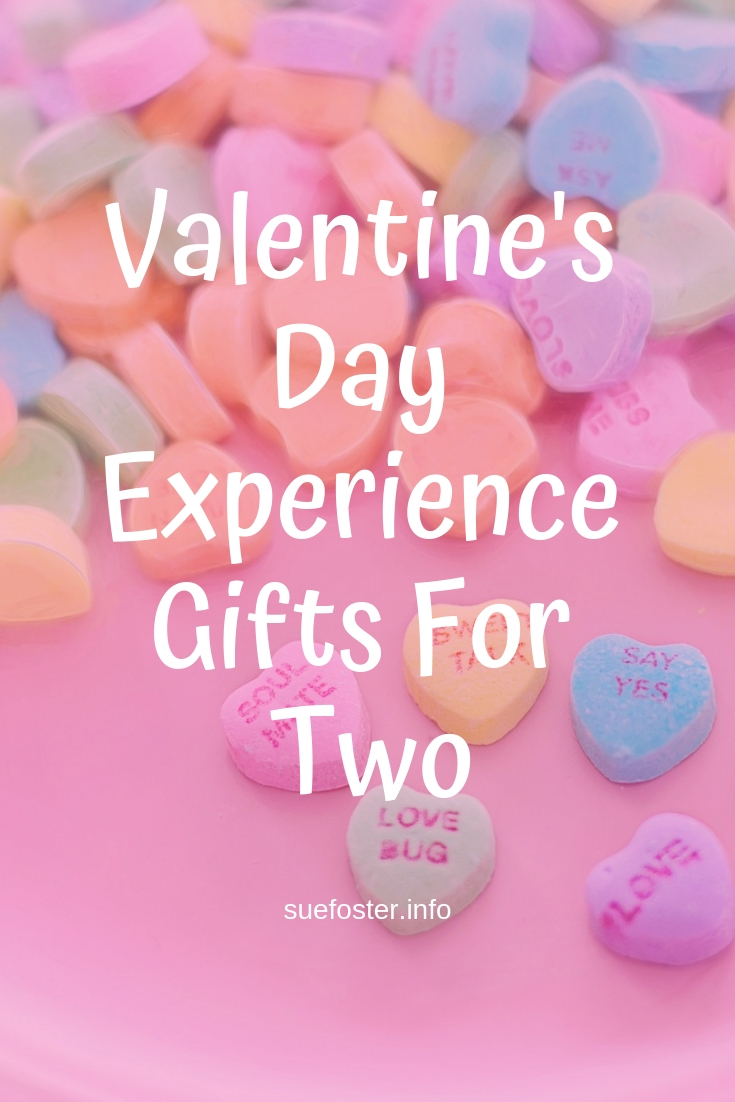 Valentine's Day Experience Gifts For Two