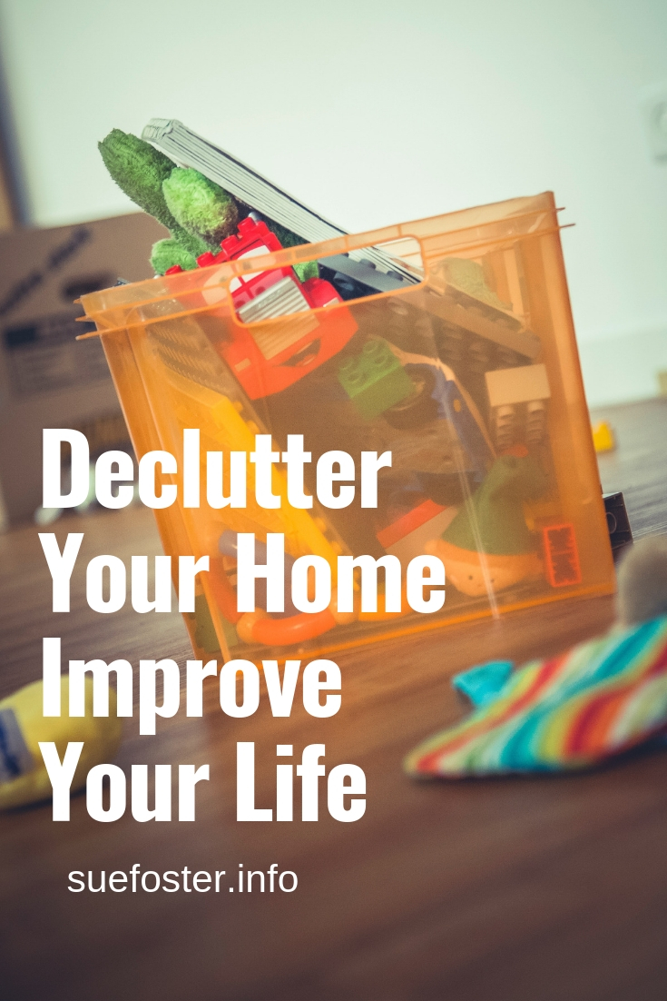 Declutter Your Home Improve Your Life