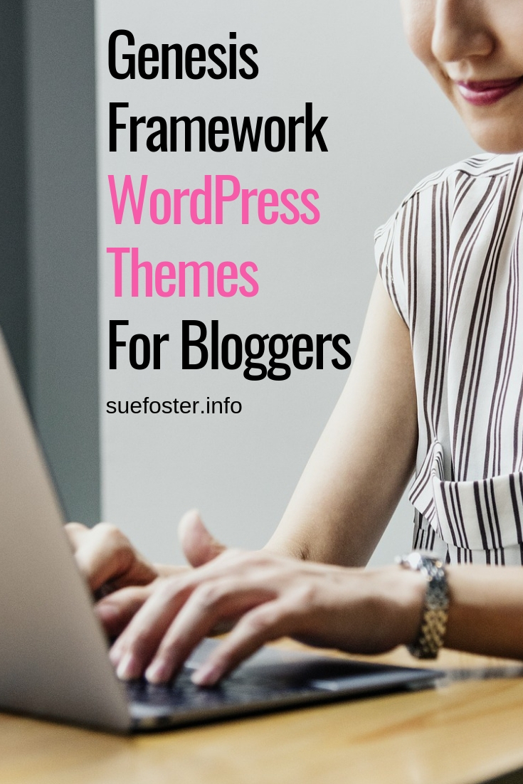 Genesis Framework WordPress Themes For Bloggers