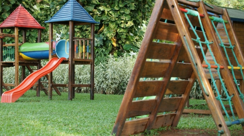 How to Make Your Garden a Kids' Paradise This