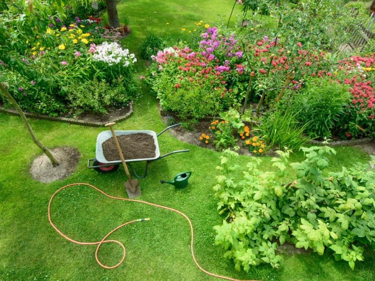 Prepping your garden for Summer