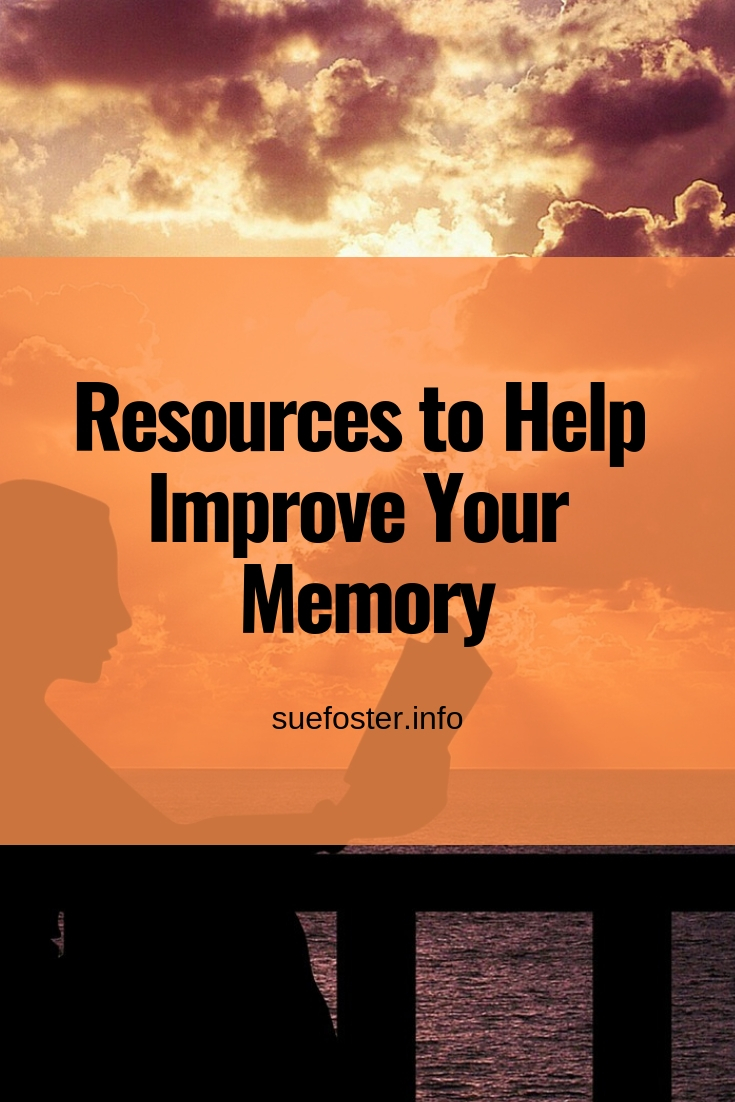 Resources to Help Improve Your Memory