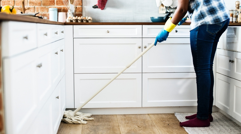 Bin There - How to Tidy Up Your Home For Spring
