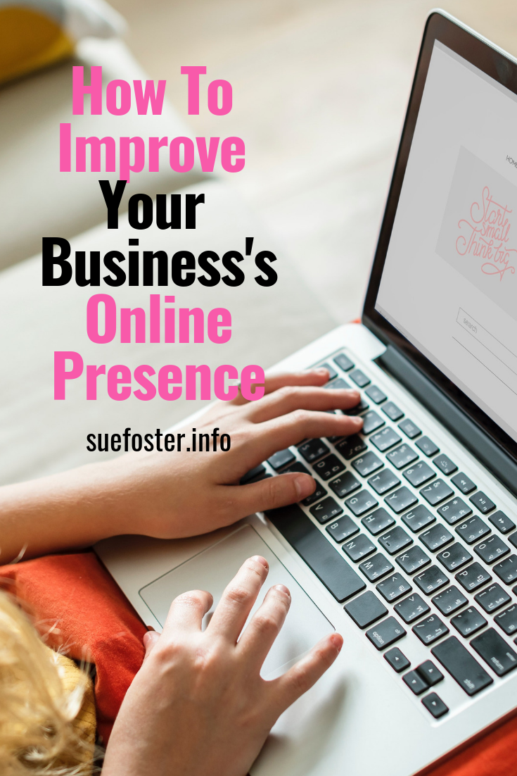 How To Improve Your Business's Online Presence