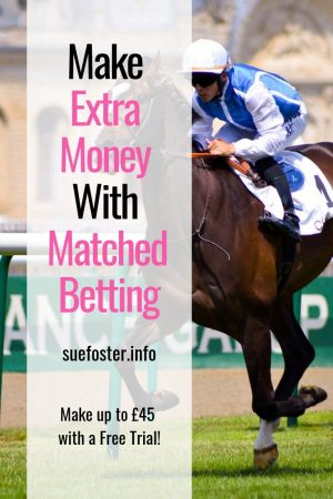 Make Extra Money With Matched Betting