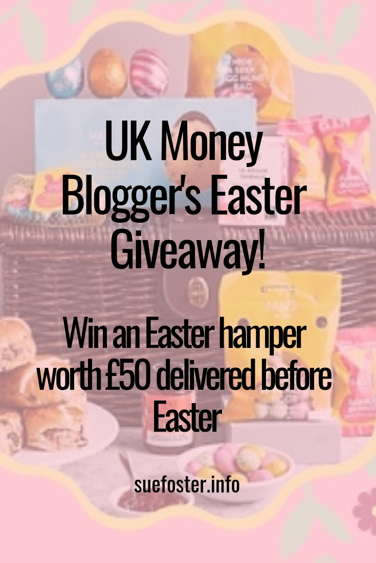 UK Money Blogger's Easter Giveaway! | suefoster info