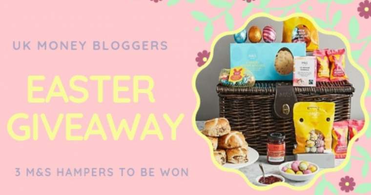 UK Money Blogger's Easter Giveaway!