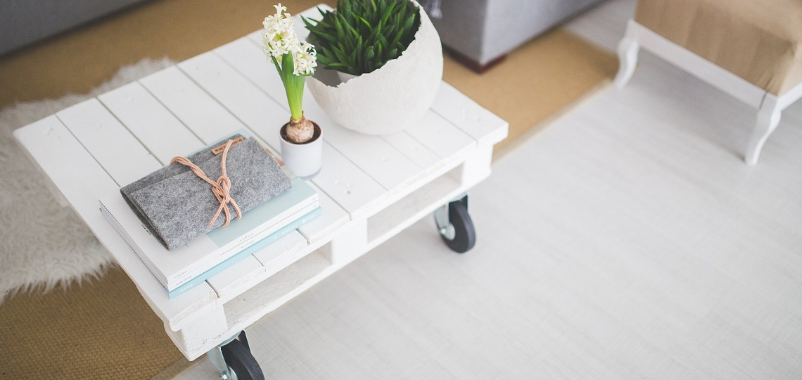 Dress Your Coffee Table Like An Interior Designer