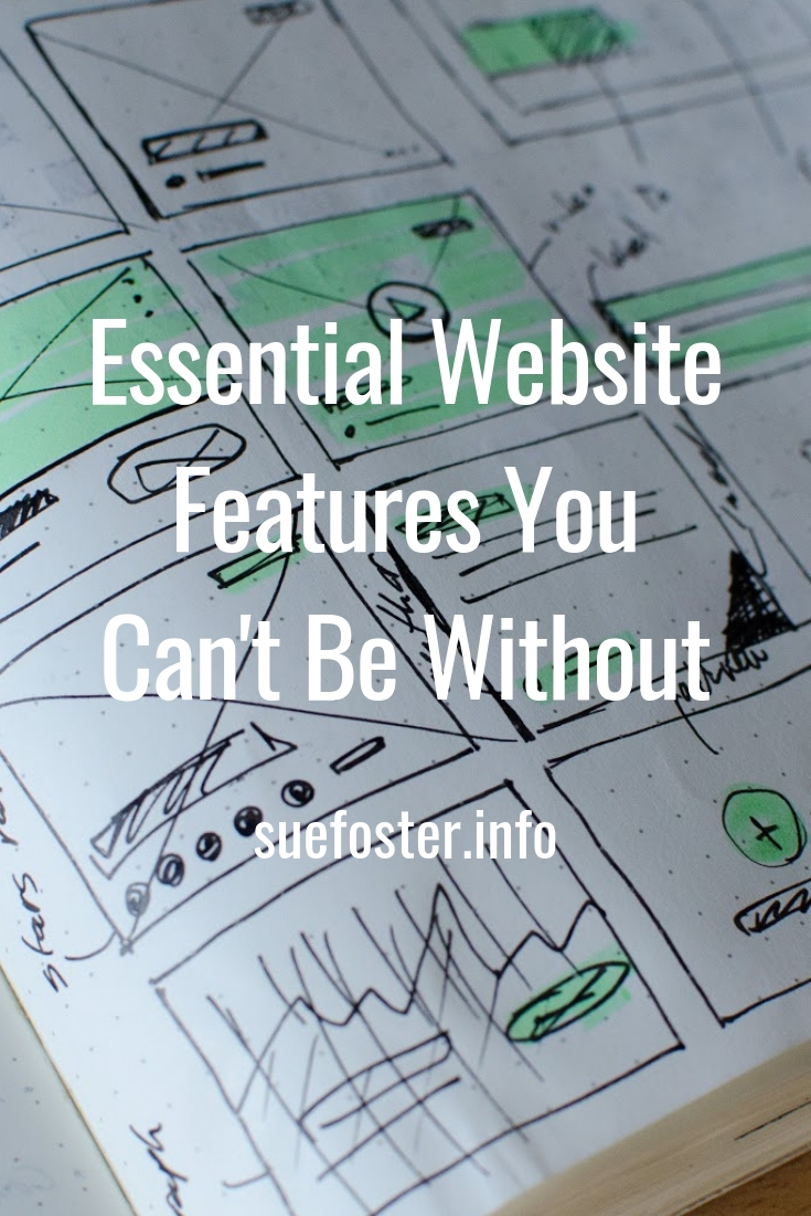 Essential Website Features You Can't Be Without