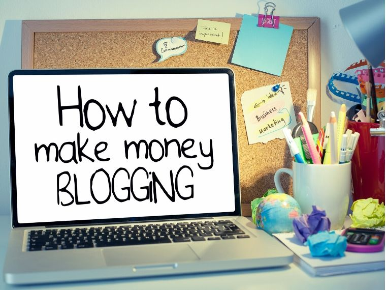 How Can You Make Money As A Blogger?