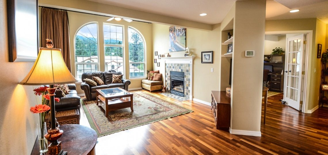 How to Create that Executive Feel In Your Living Room