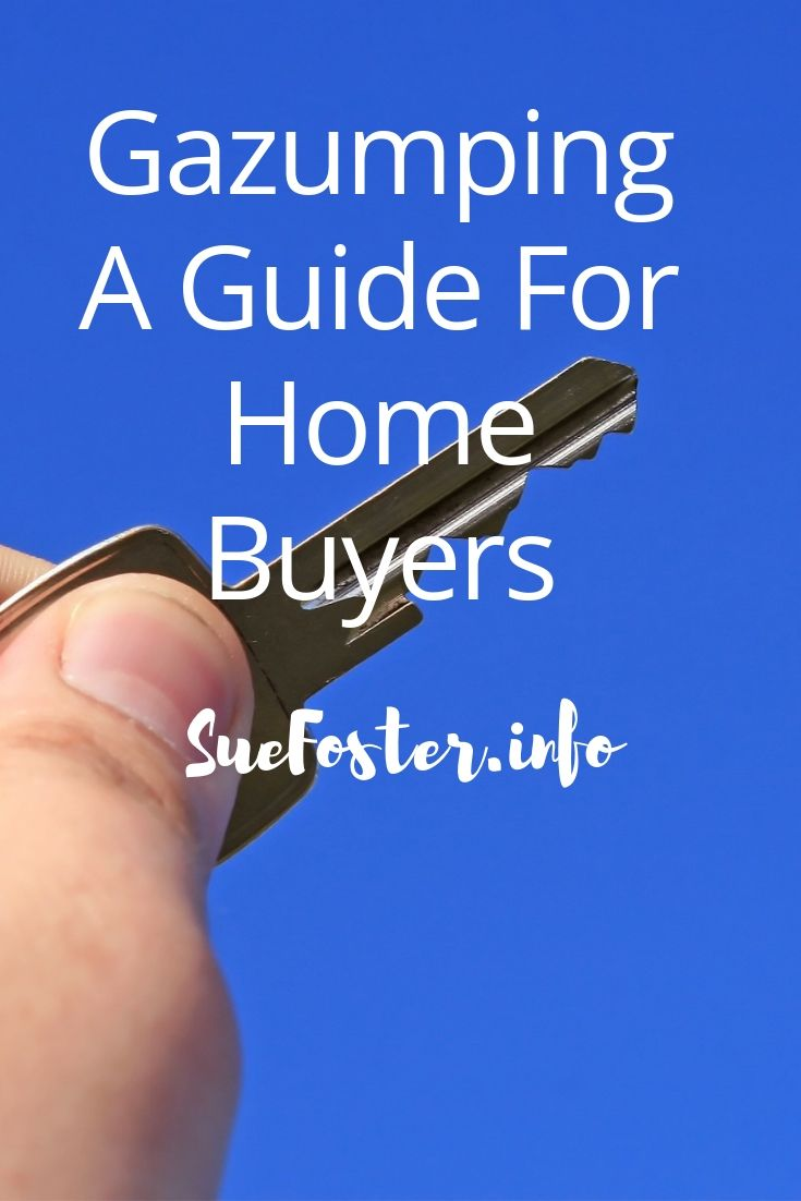 Gazumping, A Guide For Home Buyers