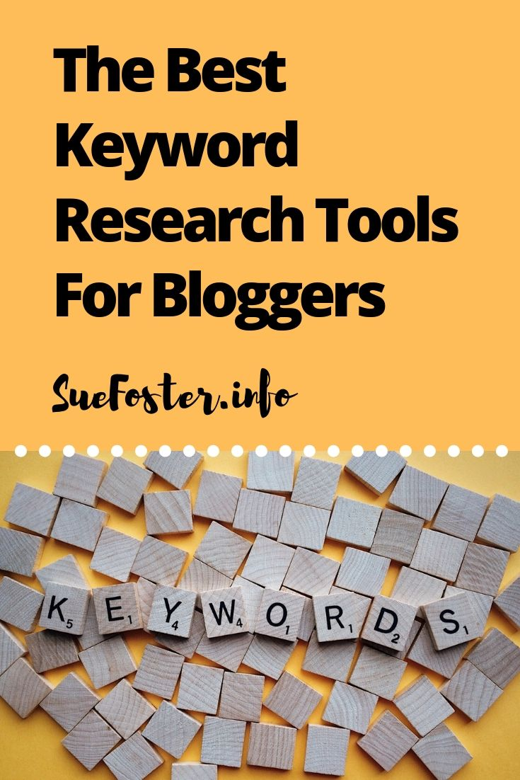 The best keyword research tools for bloggers