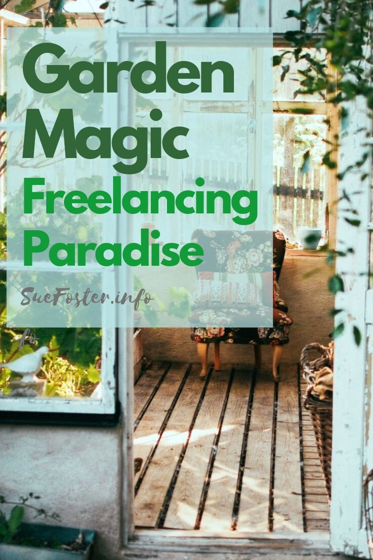 Garden Magic - Freelancing Paradise