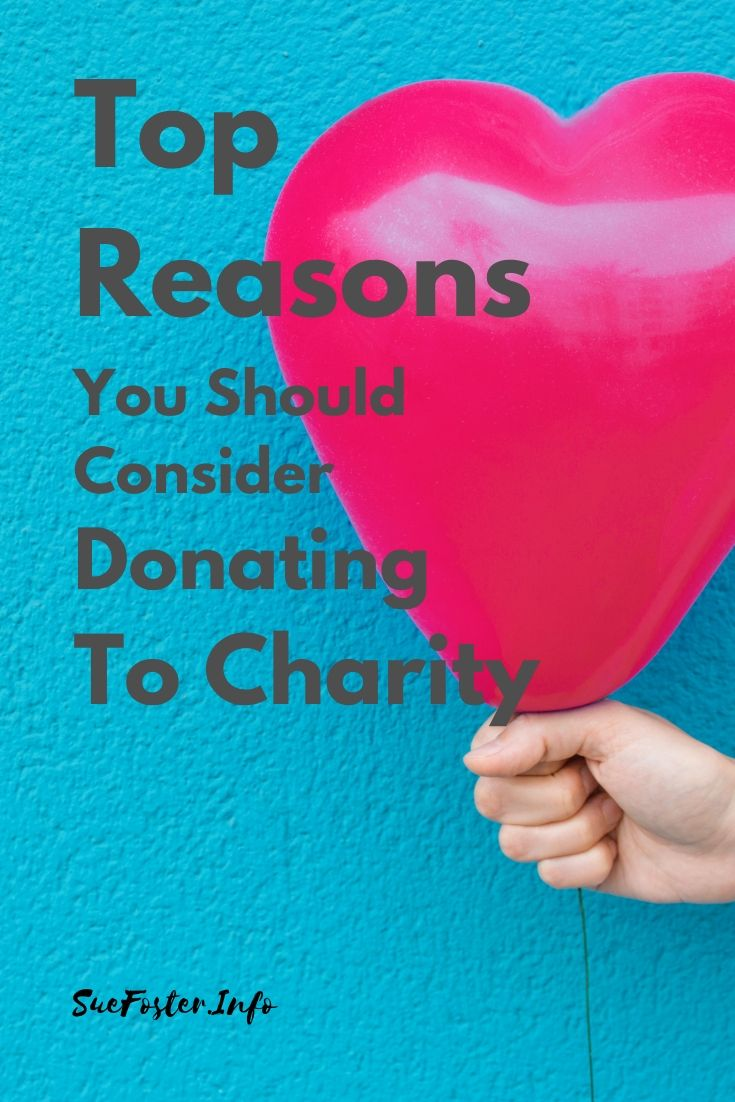 Top Reasons You Should Consider Donating To Charity