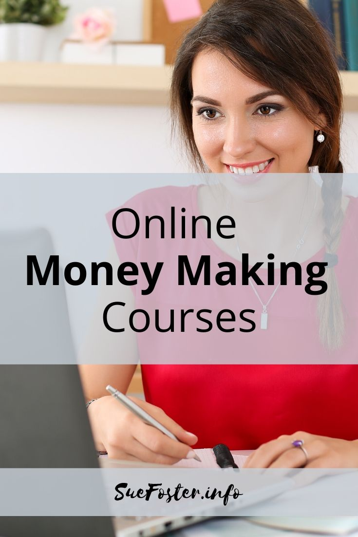 Learn how to make extra cash with these online money making courses