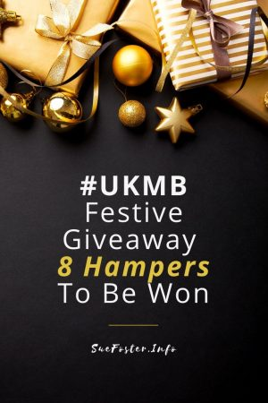 #UKMB Festive Giveaway 8 Hampers To Be Won