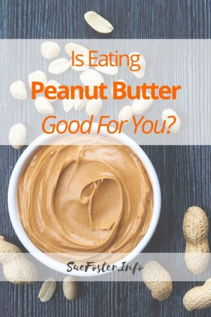 Peanut butter is a great source of protein, it also contains potassium, magnesium, zinc and is high in fibre which is great for your bowel health.
